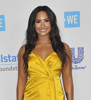Demi Lovato announces capsule line with Kate Hudson's Fabletics