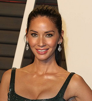 Olivia Munn impressed mum when she could pay for family feasts