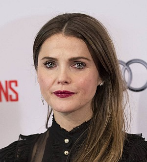 Keri Russell shares newborn son's name