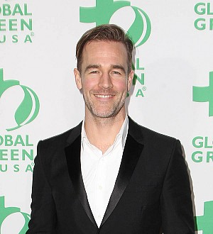 James Van Der Beek: 'Young stars today have a harder time with fame'