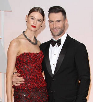 Adam Levine's baby girl named Dusty Rose