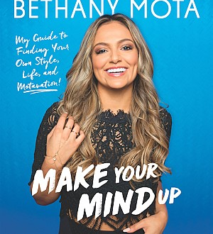 YouTube Star Bethany Mota Announces New Book!