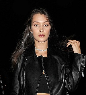 Bella Hadid excited to walk Victoria's Secret runway with sister Gigi