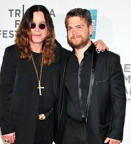 Jack Osbourne documents Black Sabbath comeback