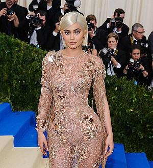 Kylie Jenner denies rivalry with Kim Kardashian over beauty brands