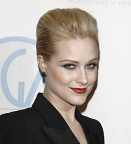 Evan Rachel Wood addresses pregnancy for first time