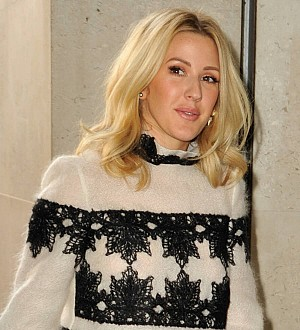 Ellie Goulding: 'Lake plunge was terrifying'