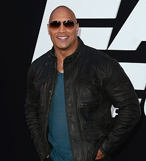 Dwayne Johnson surprises fans at Walt Disney World