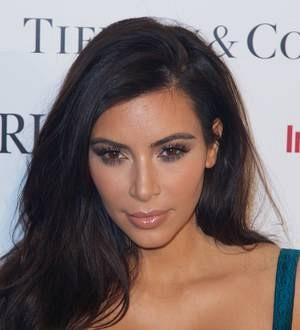Kim Kardashian honours late father at law society event