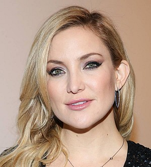 Kate Hudson: 'Forgiveness is key when relationships end'