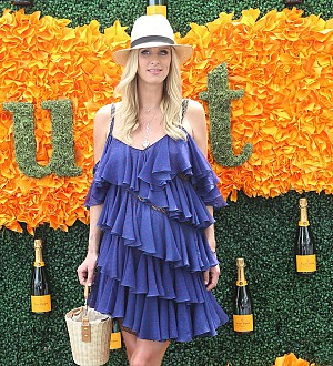 Nicky Hilton: 'Motherhood is amazing'