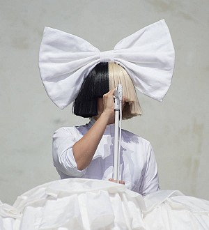 Julianne Moore and Zoe Saldana star in Sia's new video for charity song