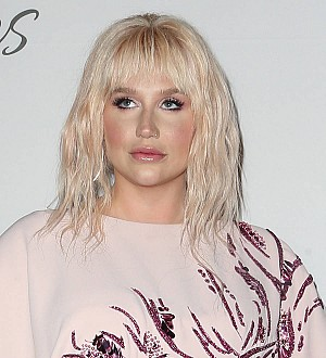 Kesha performs Til It Happens To You at Humane Society gala