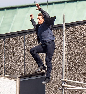 Mission: Impossible 6 release still on track despite Tom Cruise's broken ankle