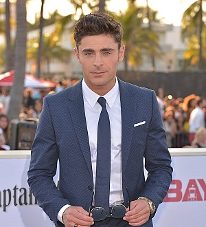 Zac Efron and Alexandra Daddario downplay dating rumors