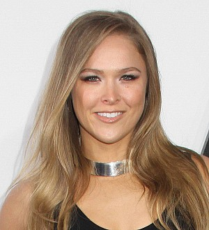 Ronda Rousey: 'I never saw an acting career coming'