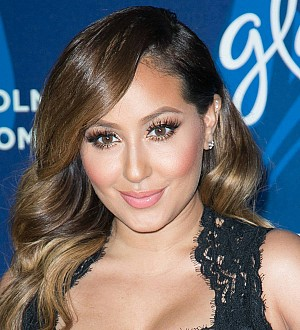 Adrienne Bailon passes driving test