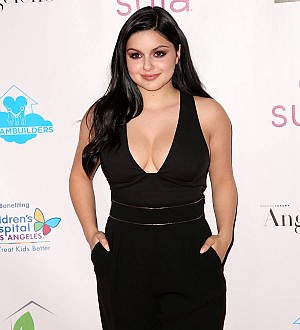 Ariel Winter sparks dating rumours with Sterling Beaumon