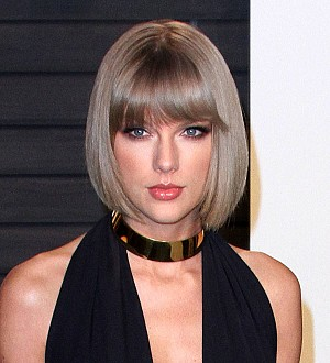 Taylor Swift's squad approve of Calvin Harris