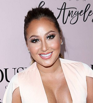 Adrienne Bailon engaged after whirlwind romance