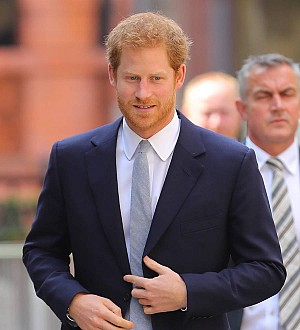 Prince Harry 'very happy' over Duchess of Cambridge's pregnancy news