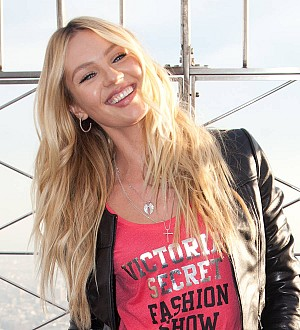 Candice Swanepoel worried she wouldn't get pre-baby body back