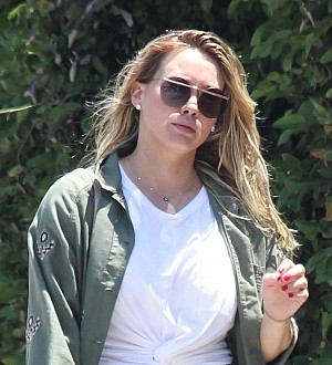 Hilary Duff: 'Break-in is a scary situation'