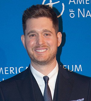 Michael Buble to launch new fragrance with Facebook gig