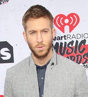 Calvin Harris throws pal's stag do at T in the Park