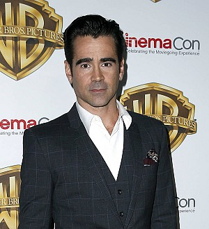 Colin Farrell angered by plight of Ireland's homeless