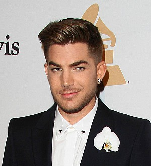 Adam Lambert and Sam Smith laugh off romance rumors