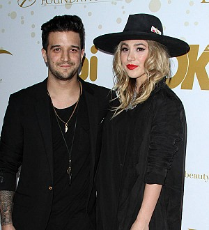 Dancer Mark Ballas weds