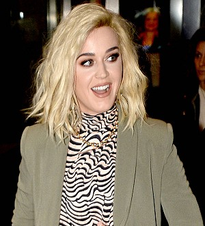 Katy Perry laid low with flu at first BRIT Awards