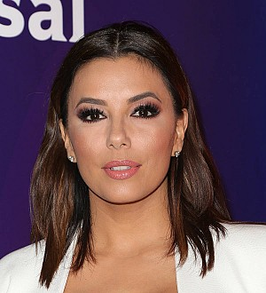 Eva Longoria turns to pal Victoria Beckham for wedding dress advice