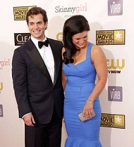 Henry Cavill and Gina Carano fuel dating rumors at Critics' Choice Awards