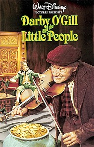ST. PADDY'S DAY MOVIE GUILTY PLEASURES: 'Darby O'Gill & The Little People'