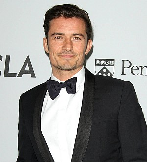 Nude pics of Orlando Bloom surface online