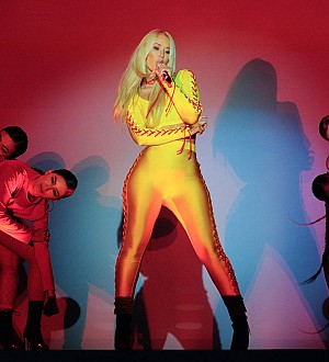 Iggy Azalea: 'This is my real butt'