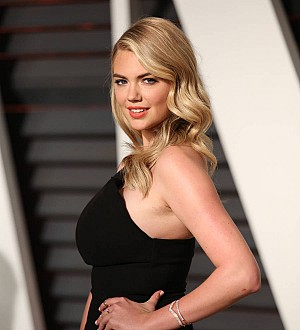 Kate Upton angered by NFL players' anthem protests