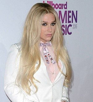 Kesha credits fan support for comeback track