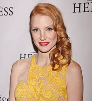 Jessica Chastain scolded for spilling Zero Dark Thirty details