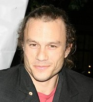 Heath Ledger honoured with charity T-Shirt