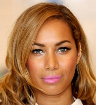 Leona Lewis throws fancy dress birthday party