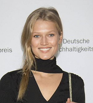 Toni Garrn splits from sportsman boyfriend