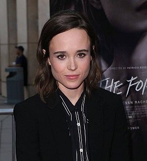 Ellen Page visits Orlando nightclub massacre site for TV special