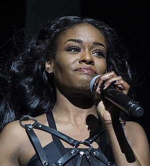 Azealia Banks confronted by airport police after lashing out onboard flight