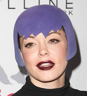 Rose McGowan launches music career with eye-catching Jonas Akerlund video