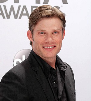 Actor Chris Carmack is a first-time dad