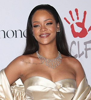 Rihanna wants fans to Work for global scholarship program