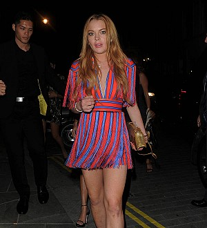Lindsay Lohan 'threatened with legal action over movie promotion'